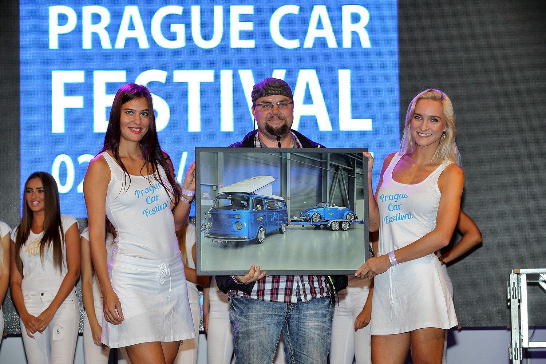 Escape6 Prague Car Festival