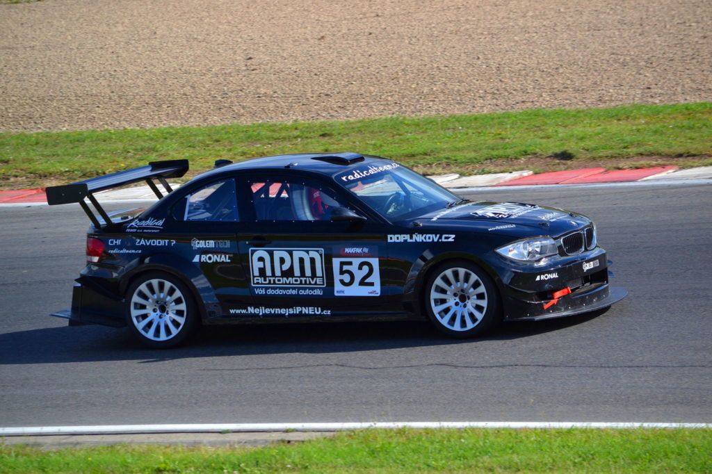 BMW 1M3 naEscape6 Prague Car Festivalu