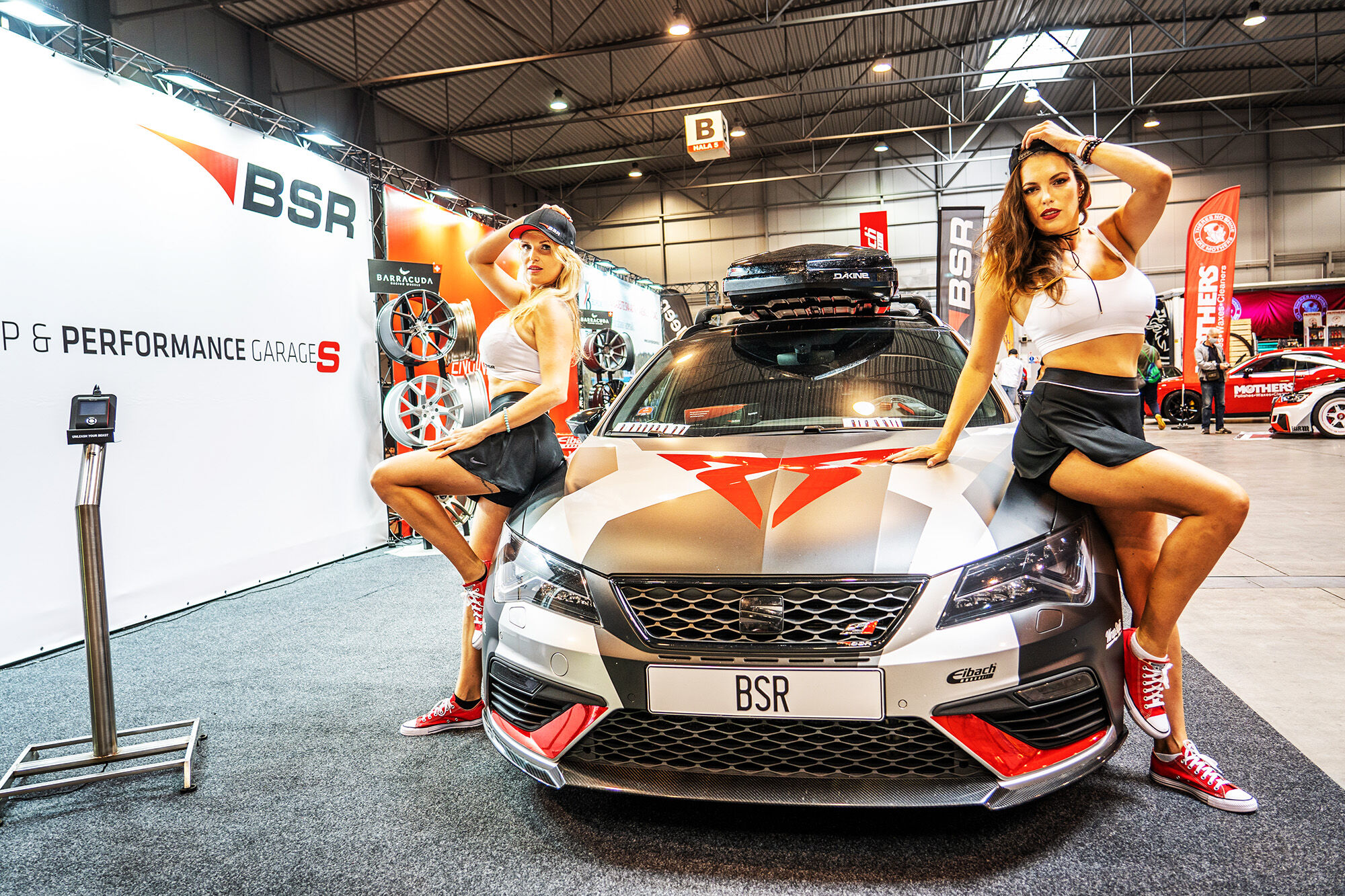 BSR Tuning Expo